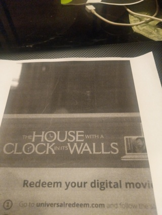 The house with a clock in it's walls digital copy ultraviolet