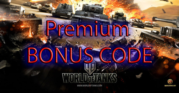Free: Wot bonus code - Video Game Prepaid Cards & Codes - Listia com