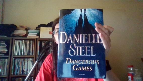 Dangerous Games By Danielle Steel Hard Cover