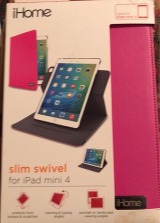 iPad mini 4 iPhone slim swivel