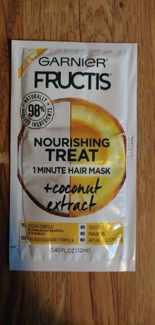 Garnier Fructis Hair Mask