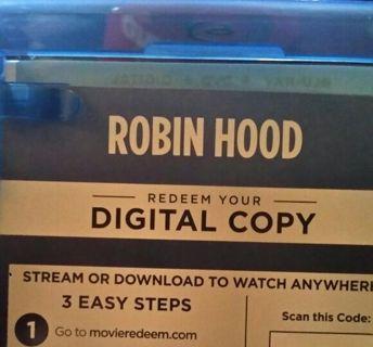 New Robin Hood Digital copy