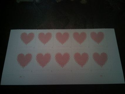 DON'S DAILY DEAL. 10 SWEETHEART VALENTINE'S. FOREVER STAMPS.. 5.50. VALUE