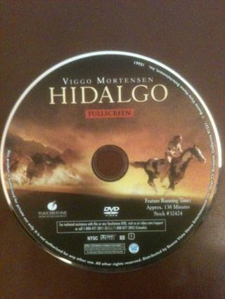 Hidalgo DVD Disc Only