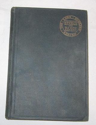 NEW COMPOSITION AND RHETORIC HERRICH DAMON COPYRIGHT 1911