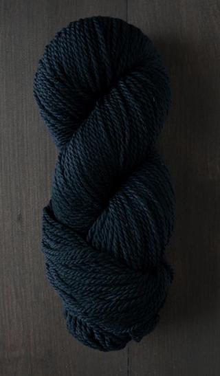 Beautiful Navy Yarn!