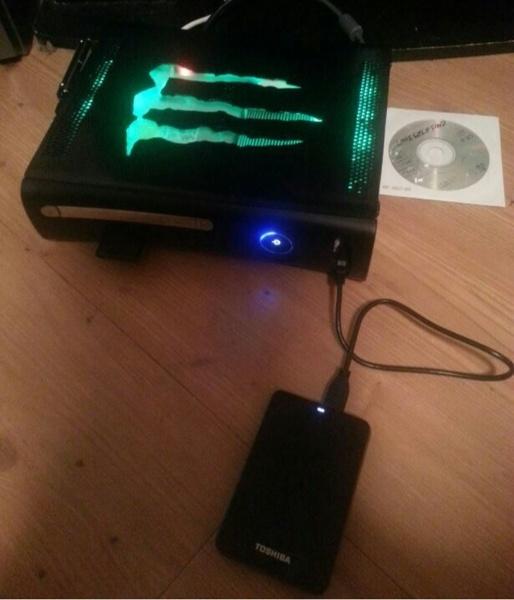 Free: Xbox 360 Rgh Monster - Xbox Consoles - Listia com