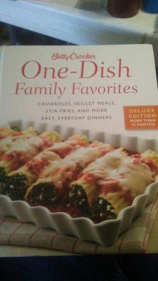 Betty Crocker, One Dish Family Favorites