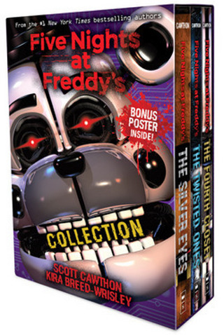 Five Nights at Freddy's Collection by Scott Cawthon; Kira Breed-Wrisley(Hardcover)