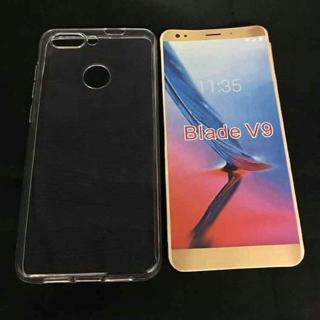 "for ZTE Blade V9 5.7"" Anti-knock Phone Case for ZTE Blade V9 Vita 5.45"" Transparent Back cover Cas"
