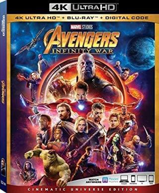 Marvel's Avengers: Infinity War 4K Ultra HD Digital Code