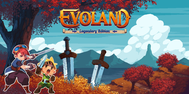 <PC Game> Evoland Legendary Edition <Humblebundle Gift Link (Steam Key)>