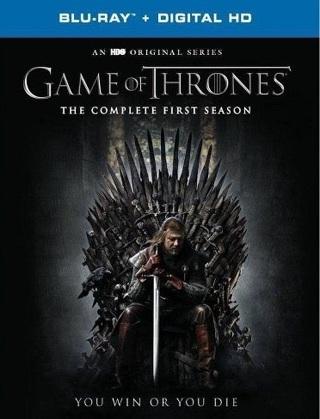 Game of Thrones Season 1 Blu-ray