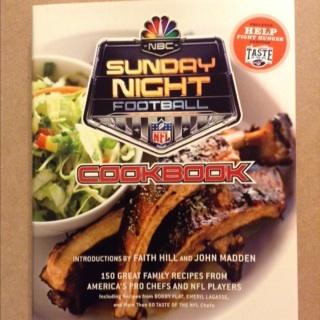 NBC's Sunday Night Football Cookbook