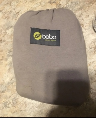 Guc Boba Baby Wrap carrier