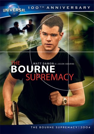 Free: The Bourne Supremacy- Amazon Instant Video Code (Not
