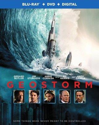GeoStorm (Digital HD Download Code Only) **Gerard Butler** **Abbie Cornish**