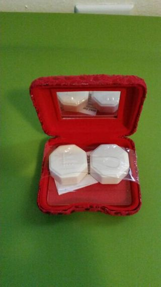 Brand new eyeGo contact case