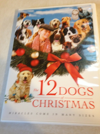 DVD Family The Twelve Dogs of Christmas