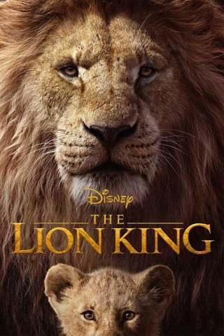 LION KING (2019 MOVIE) DMA/VUDU/iTunes Code