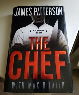 The Chef - By James Patterson