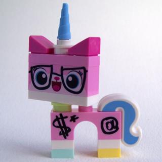 New Biznis Kitty Minifigure Building Toy Custom Lego