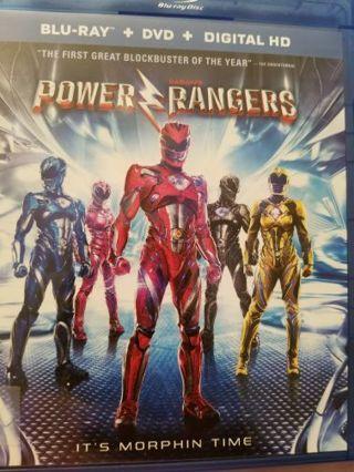 Power Rangers - 2017 Movie