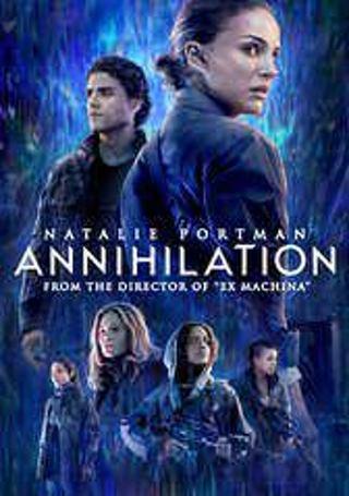 UV Ultraviolet Digital Movie Code for Annihilation HD  (High Definition)