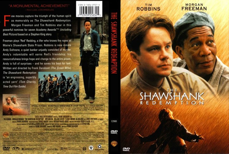 shawshank redemption film essay hope