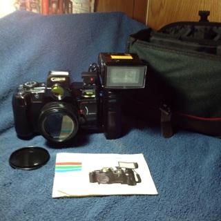 Canon motor drive camera