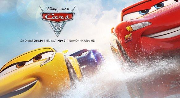 Cars 3 HD Code