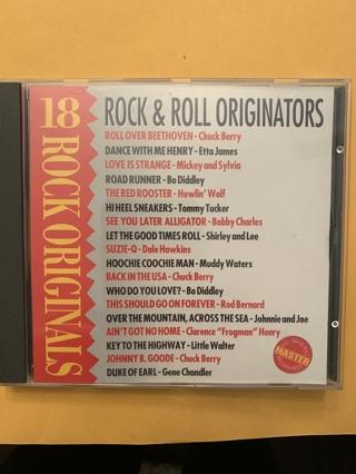 Rock & Roll Originators