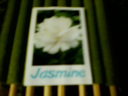 8 incense sticks JASMINE new in pk