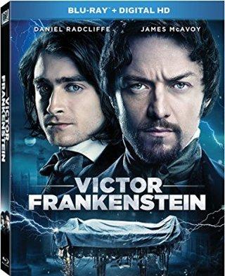 Victor Frankenstein HD/HDX UV/iTunes Digital Copy Code (from Blu Ray)