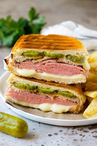 ☆(New) Cuban Quesadilla Sandwich Recipe ☆