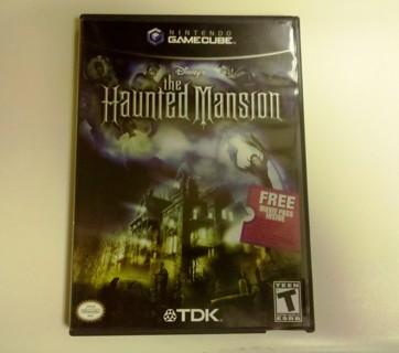 NINTENDO GAMECUBE™ Disney's  the Haunted Mansion