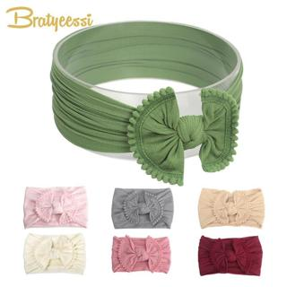 Bow Baby Headband for Girls Big Elastic Baby Girl Headbands Hair Accessories Newborn Photograph Pr