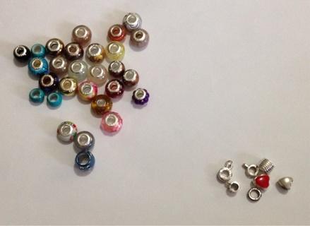 Euro Beads 30+.  Lot 3