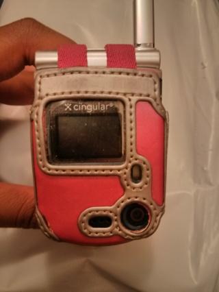 Free Pantech Cingular Mini Flip Phone Wcase Phones Listiacom