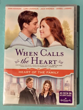 New When Calls the Heart Hallmark Movie 3, Season 2 Lori Loughlin