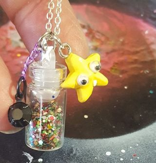 STARDUST Wishes!! In a very Cute Little Glass Jar!!