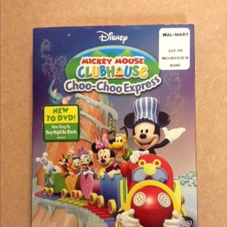 Mickey Mouse Clubhouse - Choo-Choo Express