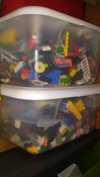 Mixed legos