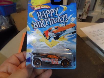 Hot Wheels Happy Birthday Black MS-T Suzuki