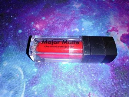 Sleek Makeup Major Matte Lip Cream / Rioja Red