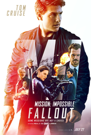 Mission Impossible 6 Fallout HD Digital Copy Code
