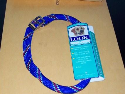 "new dog collar 20"""