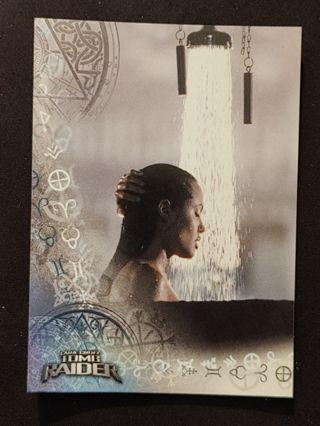 2 Tomb Raider Trading Cards