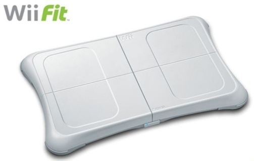 OEM NINTENDO Wii Fit Board Fitness Activity Balance Board for The Video Game (White)