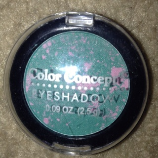 NEW pink&teal eyeshadow